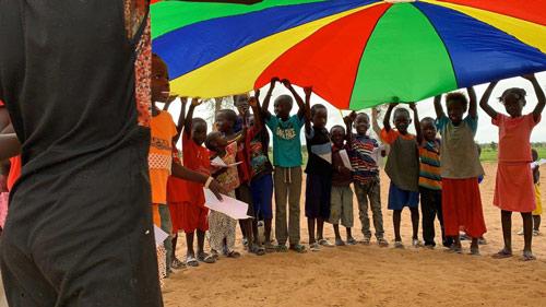 Voluntariado en Senegal